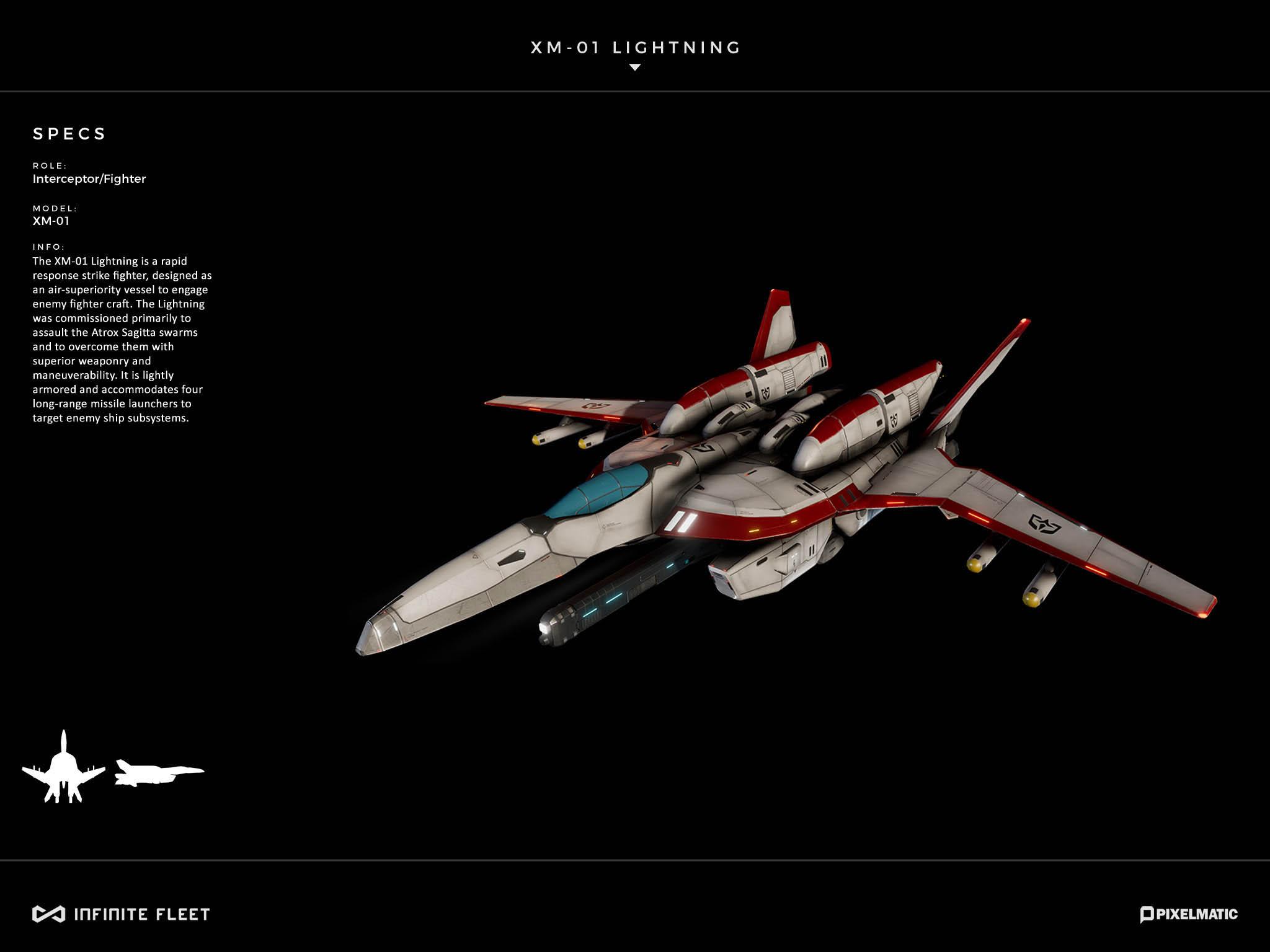 XM01 Lightning